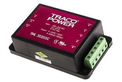 TRACOPOWER 30W, 2 Output, Embedded Switch Mode Power Supply (SMPS) ±5V dc 3000mA