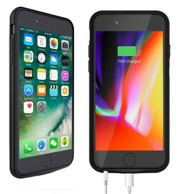 Power Bank Battery Pack Charger Case Cover for iPhone 6, iphone 6s, iphone 7 8