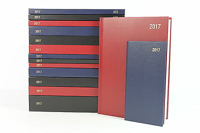 2017 Week To View Or Day A Page Diaries. Slimline, Quarto, A5 Or A4 Year Planner