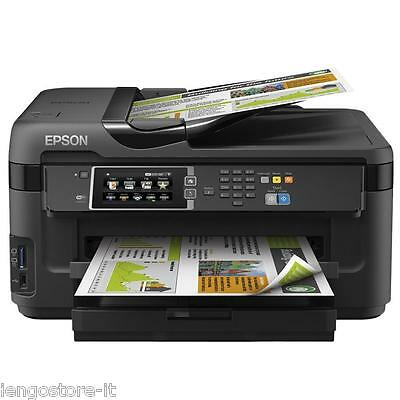 Multifunzione Epson WorkForce A3 WF-7610DWF-M -versione 2016- Scanner Store