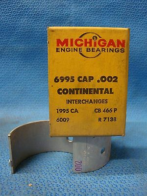 CONTINENTAL 135 163 226 242 227 242 245 Con Rod Bearing 020 Position