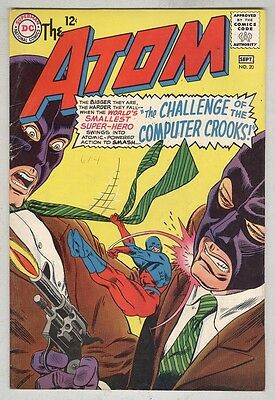 The Atom #20 August 1965 VG