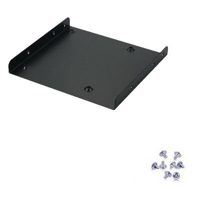 """SSD Chic Mounting Hot Adapter Metal HDD Holder Bracket Hard Drive 2.5"""" to 3.5"""""""