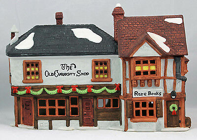 Dept 56 Dickens Village The Old Curiosity Shop 59056 1987 Retired   r400