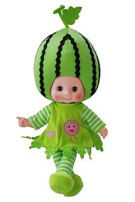 Dolls New  Musical - Singing Stuffed Fruit Dolls - Watermelon 1Pc  (EDoll10F)