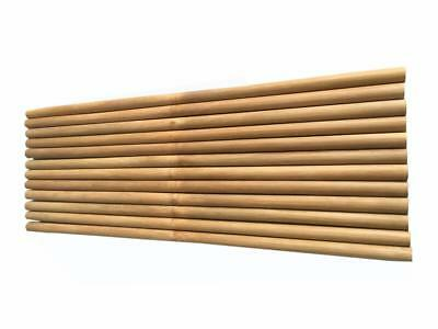 12pcs Bamboo Drumstick Dia11-12mm 38cm Percussion Timpani Mallet