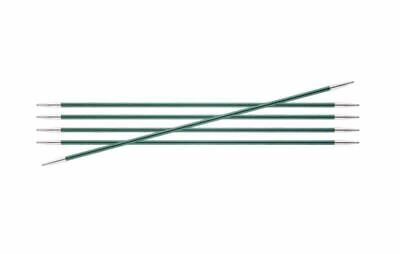KnitPro Zing DPNs / Double Point Needles Knitting Aluminium - all sizes