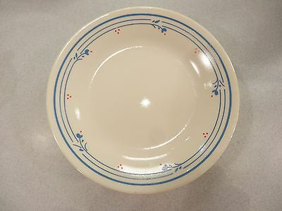 SET of 9 ~ CORELLE CORNING COUNTRY VIOLETS BREAD BUTTER DESSERT PLATES