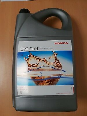 Genuine Honda Cvt Automatic Transmission Fluid 4 Ltrs For Jazz, Civic Hybrid