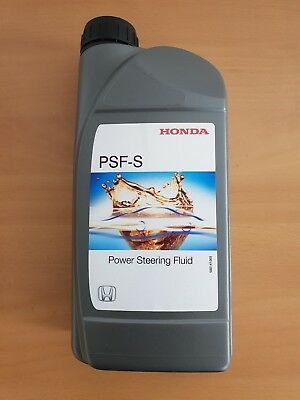 Genuine Honda Power Steering Fluid 1 Litre Bottles