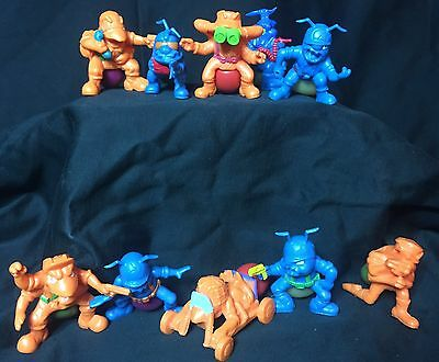 Vintage 1980's Hasbro Army Ants Lot Of 10