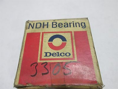 NDH Delco GM Ball Bearing 3305 with Ring