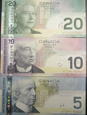 The Very Last Gem  Paper Money  All Jenkins - Carney Before Plastic 3 Notes Cunc