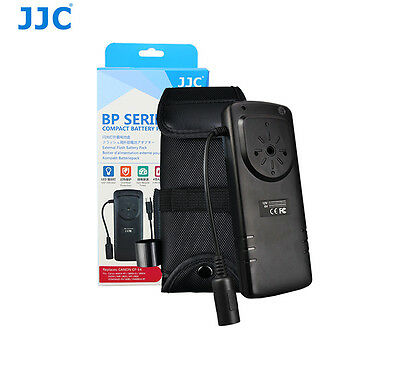 JJC BP-CA1 External Flash Battery Pack AS CANON CP-E4 for YONGNUO YN600EX-RT