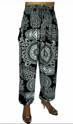 NWT PLUS SIZE 10-16 18-20 /& 22-24 FREE POST HAREM // GYPSY PANTS PENDENT