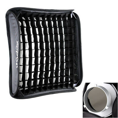 UK Godox 60x60cm Honeycomb Grid Foldable Softbox Bowens Mount for AD600B AD600BM