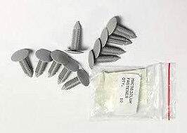 Land Rover Defender Headliner Clips - 10 X Mwc9832Luh