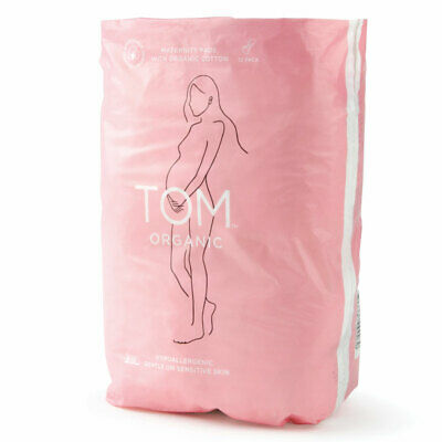 TOM Organic Maternity Pads 12 Pack