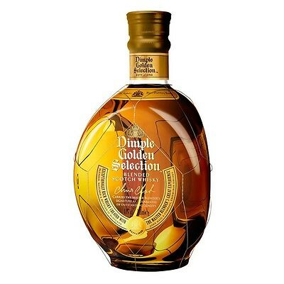 Dimple Golden Selection Scotch Whisky 700Ml