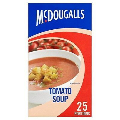 McDougalls Tomato Soup 25 Portions 383g