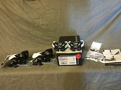 Tyrolia AAAttack Attack 13 Ski Bindings W/O Brake 111617 NEW IN BOX!!