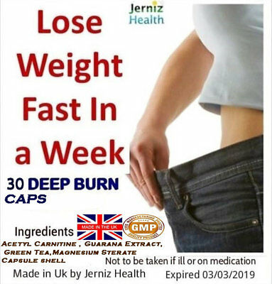 Lose 10Lb In 5 Days-Slimming Tablets-Quick Rapid Weight Loss-Strong Diet Pills