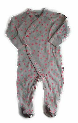 Bonds Baby Cotton Newbies Coverall Jumpsuit Flowers Size 00000 0000 000 00 0
