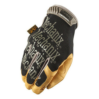 "Guanti Uomo By Mechanix The Original ""in Pelle/sintetic.4X ""black""size Eu""small"""