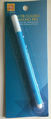 Blue Water Soluble Marking Pen - Sewing Patchwork - EZ Quilting from Simplicity