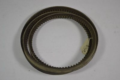 "Optibelt AX60 Cogged V-Belt 62""  USED"