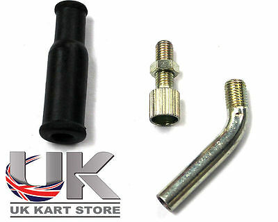 Rotax Max Carburador Codo Compl Kit UK KART STORE