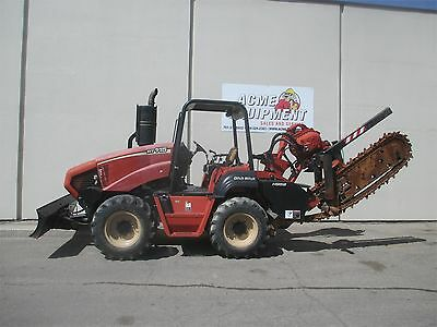 2008 DITCH WITCH RT115 Trenchers / Boring Machines / Cable Plows