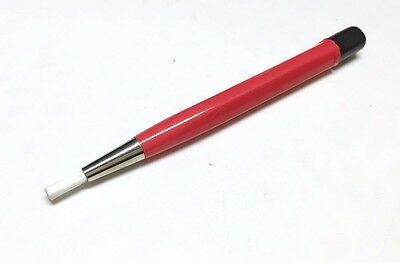 "5"" Jewelers Nylon Fiberglass Scratch Brush Pen Type"