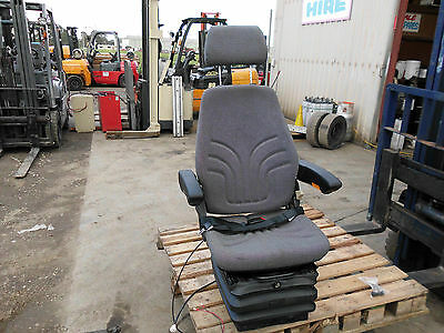 forklift seat, tractor, truck, electronic air suspension seat