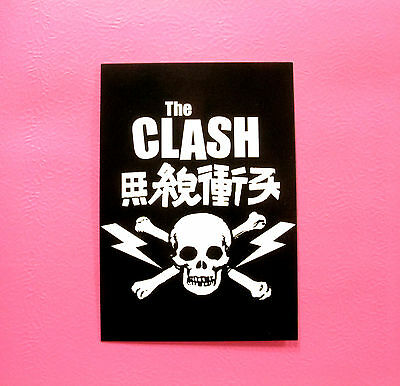 New Official Clash Postcard