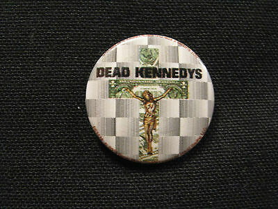 Dead Kennedys New Official Button Badge Pin Uk Import
