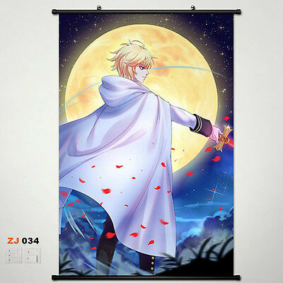 Seraph of the end OwarinoSeraph Wallscroll Stoffposter Wallposter 60x90cm 020