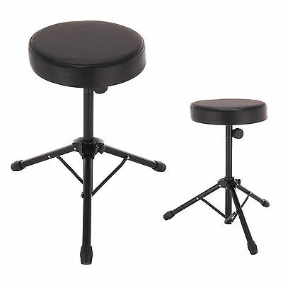 Foldable Keyboard Musique Guitar Tambour selles Tabouret Trôn Piano siège