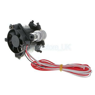 All Metal Hotend 3 In 1 Out V6 0.4mm Multi Color Extruder Kit For 3D Printer