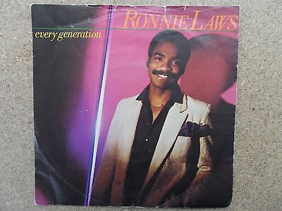 """Ronnie Laws - Every Generation    (7"""" Vinyl)"""