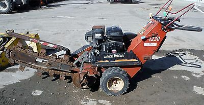 2002 DITCH WITCH 1230H Trenchers / Boring Machines / Cable Plows