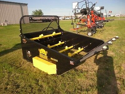 New MDS ROTO-KING RK500 Hay and Forage Equipment - Tub Grinders/Bale Processors