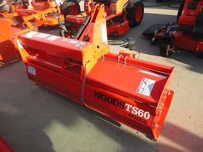 New WOODS TS60 Tillage Equipment - Rotary Tillage