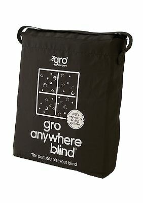 The Gro Company Gro Anywhere Blackout Blind 2014 Baby New Version New Free Post