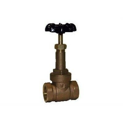 3/4 Inch Lead Free Long Bonnet Gate Valve With Female Threaded Ips Connections