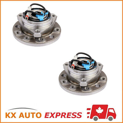 2X New Front Wheel Bearing & Hub Assembly for Saturn Astra 2008 2009