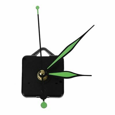 2X Luminous Hands DIY Quartz Clock Spindle Movement Mechanism Repair Tool Kit PK