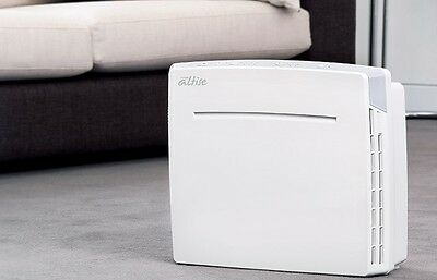 Omega Altise OPAL Air Purifier (White) Ionizer Fresher Cleaner Air RRP $249
