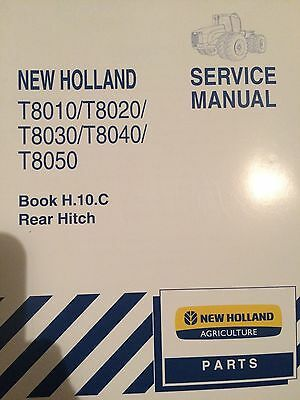 New holland t 8010 8020 8030 8040 8050 engine service manual new holland t8010 t8020t8030t8040t8050 service manual rear hitch fandeluxe Choice Image