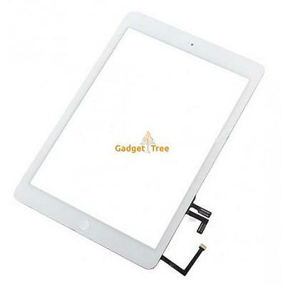 iPad Air 2 Touch Screen Glass Digitizer Assembly Replacement White